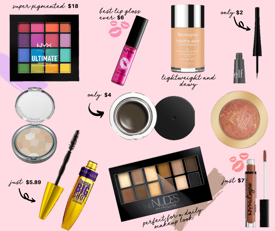 Makeup Must Haves Updated